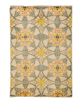 "Suzani Collection Oriental Rug, 3'3"" x 10'1"""