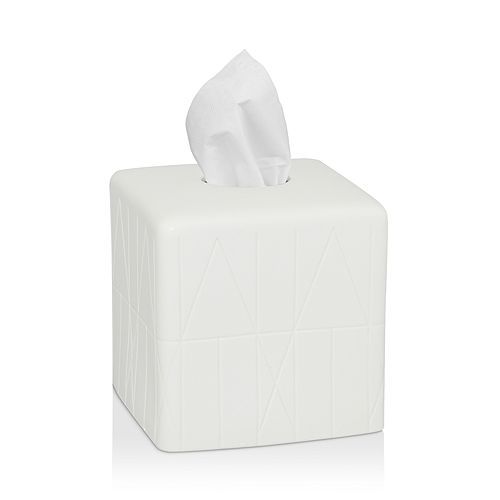 DKNY - Geometrix Tissue Box Cover