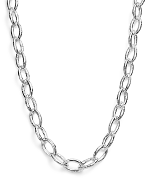 Ippolita Sterling Silver Glamazon Bastille Link Chain Necklace, 18