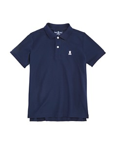Psycho Bunny Boys' Classic Polo Shirt - Little Kid, Big Kid - Bloomingdale's_0