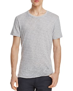 ATM Anthony Thomas Melillo Slub Knit Space Dye Tee - Bloomingdale's_0