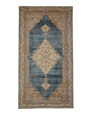 Khyber Collection Oriental Rug, 6'5 x 12'9