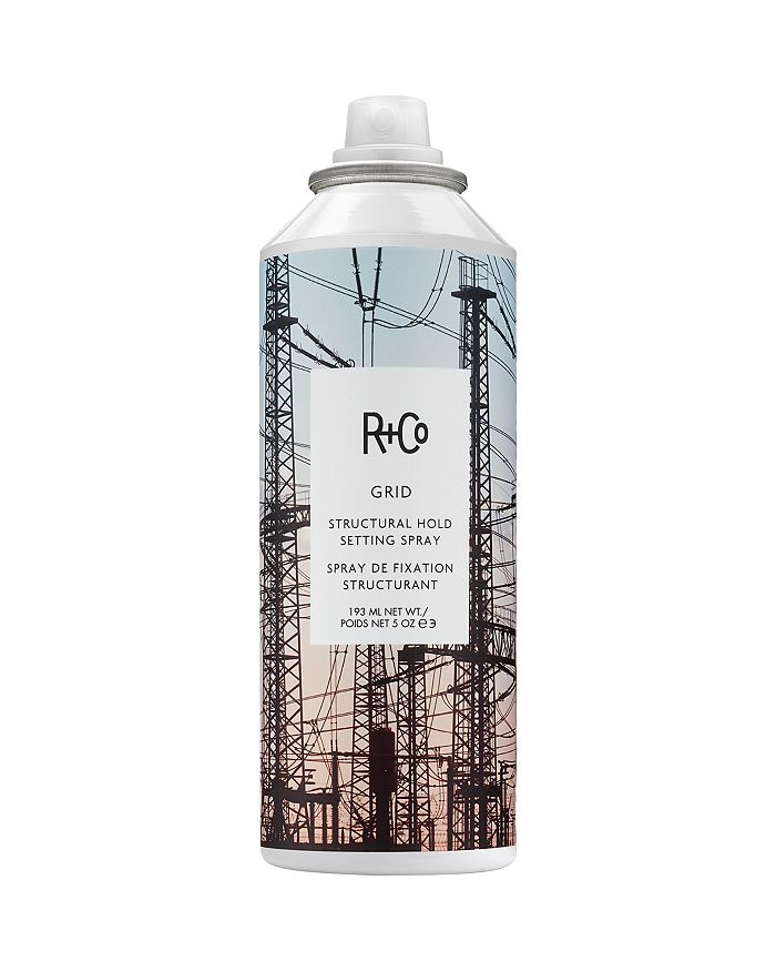 R and Co - Grid Structural Hold Setting Spray