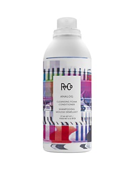 R and Co - Analog Cleansing Foam Conditioner