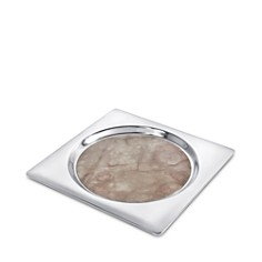 ANNA new york by RabLabs Circulo Tray, Silver - Bloomingdale's_0