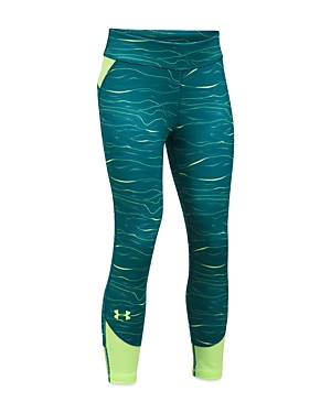 Under Armour Girls' Studio Capri Leggings - Sizes Xs-xl