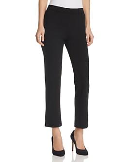 HUE - Cropped Trouser Leggings