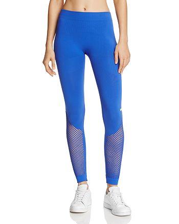 adidas by Stella McCartney - Seamless Mesh Inset Leggings