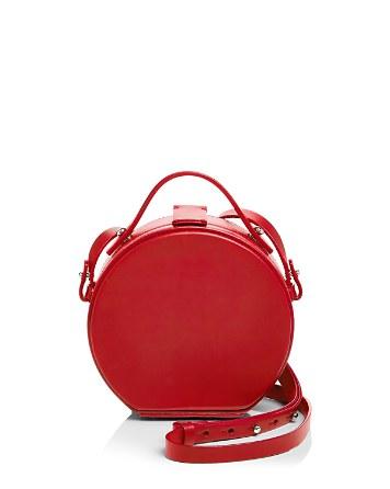 $Nico Giani Tunilla Circle Small Leather Crossbody - Bloomingdale's