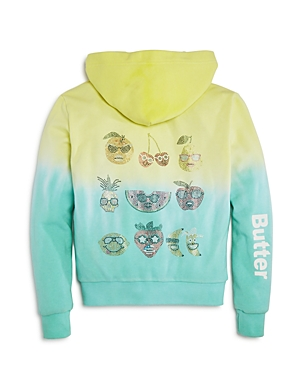 Butter Girls' Cool Fruits Hoodie - Sizes S-xl