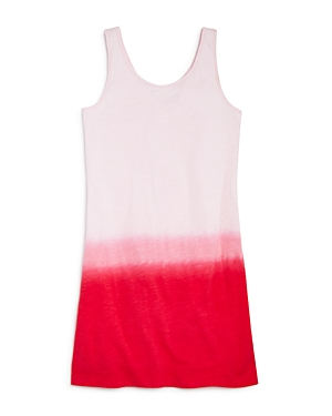 Splendid Girls DipDye CrossBack Shift Dress  Big Kid