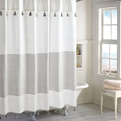 Peri Home Panama Stripe Shower Curtain - Bloomingdale's_0