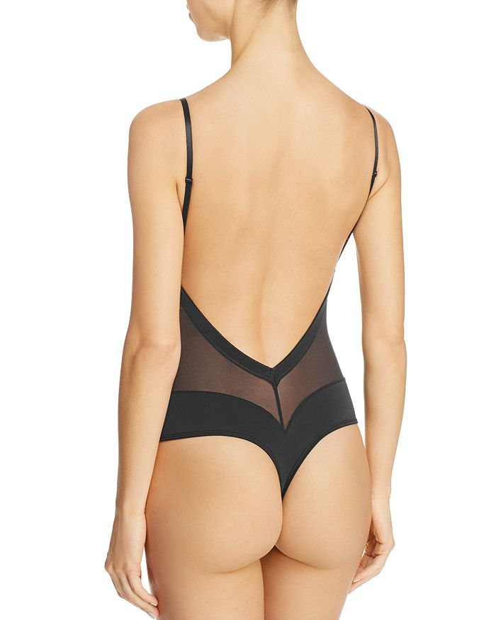 252923b180 Fine Lines - Low Back Convertible Bodysuit