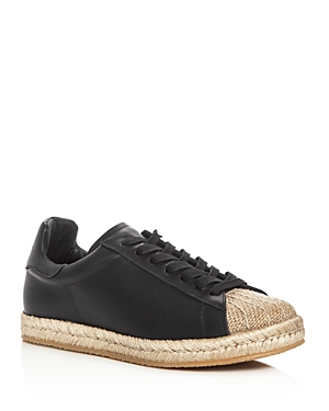 Alexander Wang Rian Espadrille Lace Up Sneakers
