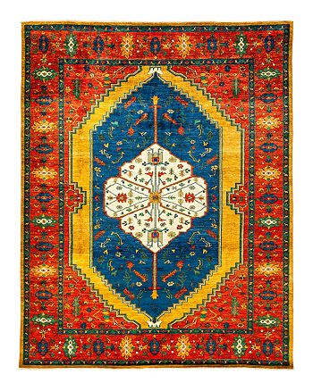 "Bloomingdale's - Adina Collection Oriental Rug, 9'1"" x 11'7"""