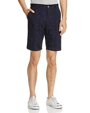 Wrk Tristen Camouflage Shorts