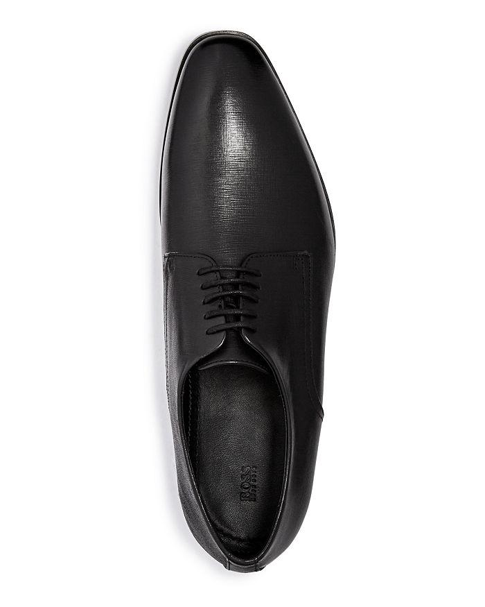 770e02b2923 BOSS - Men s Highline Embossed Derby Plain Toe Oxfords - 100% Exclusive