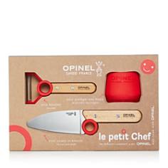 Opinel - Le Petit 3-Piece Chef Set