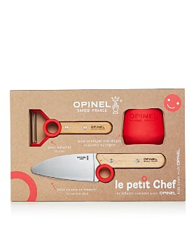 Opinel - Le Petit 3-Piece Chef Set