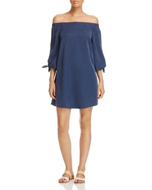 B Collection by Bobeau Off-the-Shoulder Dress