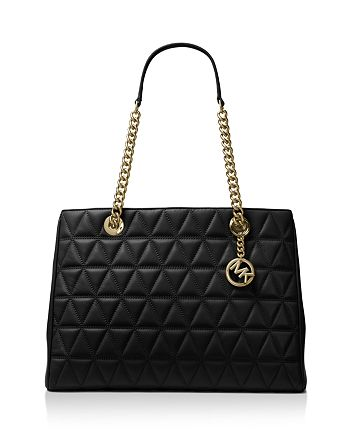6835665f7968 MICHAEL Michael Kors Scarlett Leather Tote | Bloomingdale's