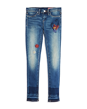 Blanknyc Girls' Embroidered Skinny Jeans - Big Kid