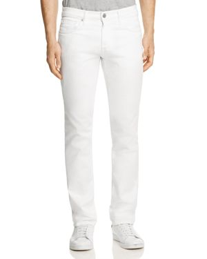 J Brand Tyler Slim Fit Jeans in Whitman