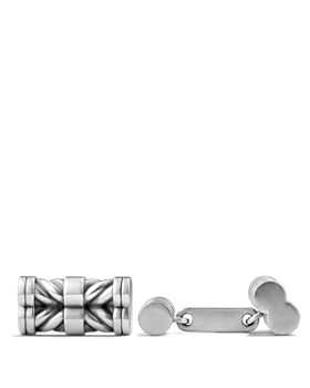 David Yurman - Chevron Cufflinks