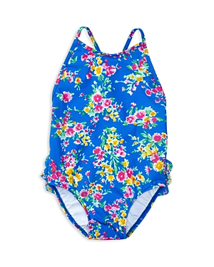 Ralph Lauren Childrenswear Girls' Floral Swimsuit - Baby