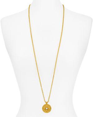 Julie Vos Rococo Pendant Necklace, 34