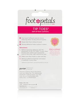Foot Petals - Women's Tip Toes Cushions