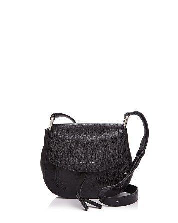 $MARC JACOBS Maverick Mini Leather Shoulder Bag - Bloomingdale's