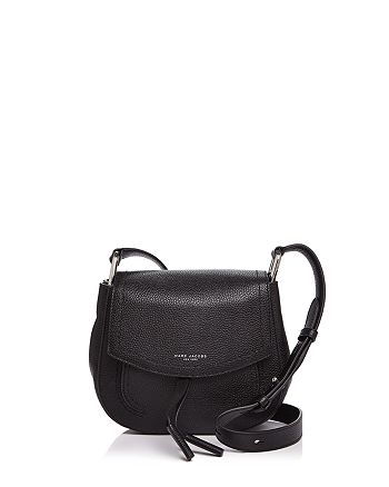 MARC JACOBS - Maverick Mini Leather Shoulder Bag