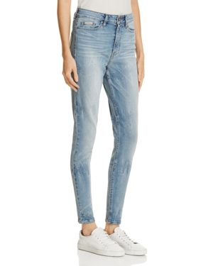 Calvin Klein Jeans High-Rise Skinny Jeans in Joy Ride