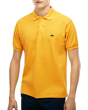 Lacoste Classic Cotton Pique Regular Fit Polo Shirt