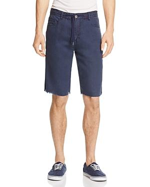 Blanknyc Frayed-Hem Shorts
