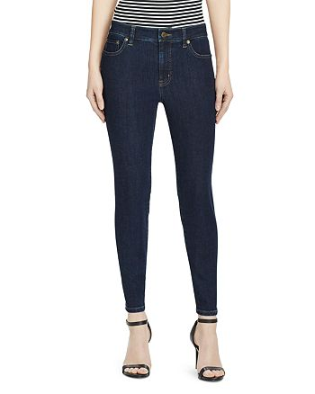 33dd0da694 Ralph Lauren Premier Skinny Crop Jeans in Rinse | Bloomingdale's