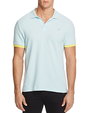 Vilebrequin Cotton Pique Regular Fit Polo Shirt