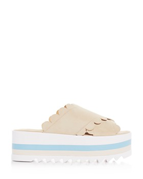 Isa Tapia - Women's Bondi Platform Slide Sandals