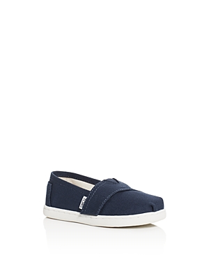 Toms Unisex Classic Canvas Flats - Baby, Walker, Toddler