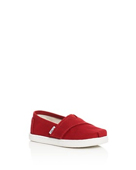 TOMS - Girls' Classic Canvas Flats - Baby, Walker, Toddler