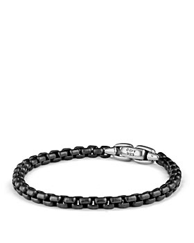 David Yurman - Box Chain Bracelet, 5mm