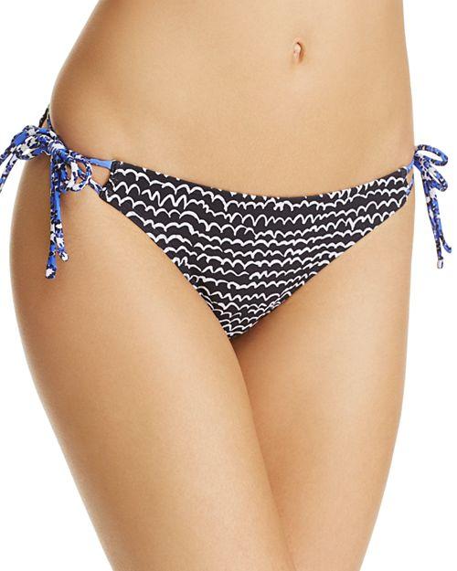 Echo - Fleur De La Mer String Bikini Bottom