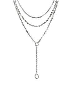 David Yurman - Chain Y Necklace
