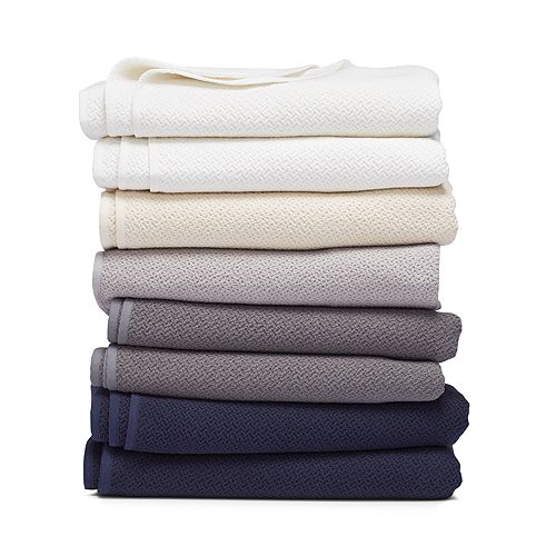 Coyuchi - Honeycomb Organic Cotton Blanket, King