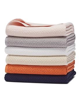 Coyuchi - Honeycomb Organic Cotton Blankets