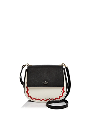 kate spade new york Cameron Street Ric Rac Little Babe Saddle Bag