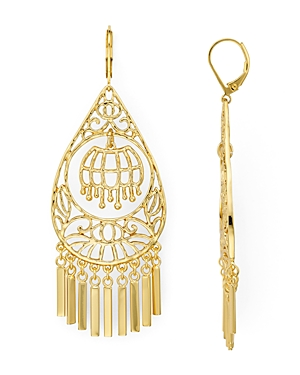 kate spade new york Golden Age Chandelier Earrings