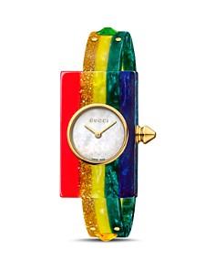 Gucci Le Marché Des Merveilles Plexiglas Watch, 24mm - Bloomingdale's_0
