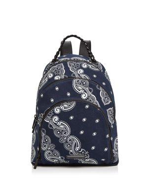 Kendall and Kylie Sloane Bandana Print Backpack